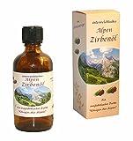 Alpen-Zirbenöl - naturrein - 100% bestes Zirbenöl (100 ml)