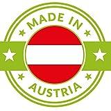 4betterdays.com NATURlich leben! Hochwertige Zirbenspäne/Zirbenflocken 350 ml - Zirbenkissen Füllung aus 100% Zirbenholz - Handarbeit aus Österreich